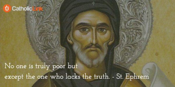St. Ephrem of Syria Patristic Doctor of the Church