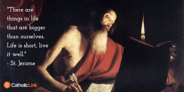 Doctors of the Church St. Jerome