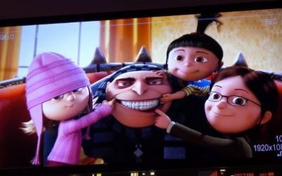 """What The """"Despicable Me Minion Mayhem Ride"""" Taught Me About Baptism"""