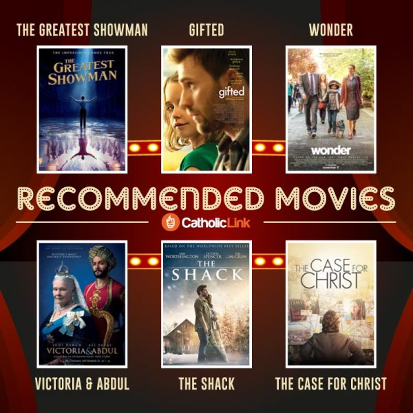 Recommended Movies of 2017