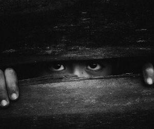 Catholic Bible Study Gospel reflection fear darkness unsplash