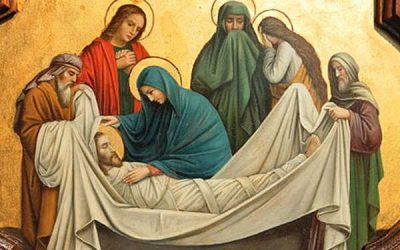 Discovering Mary In The Triduum, Easter, And Beyond