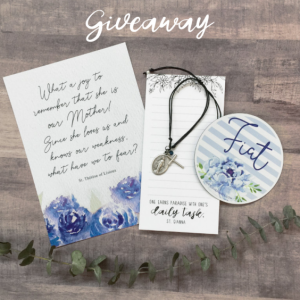 Mother's Day Giveaway - Catholic-Link.org and Just Love PRints