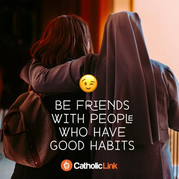 Be Friends Catholic Vocations