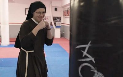 Would You Be Able To Workout With These Nuns?