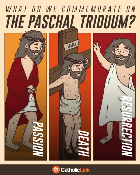 What Do We Commemorate On The Paschal Triduum? | Catholic-Link