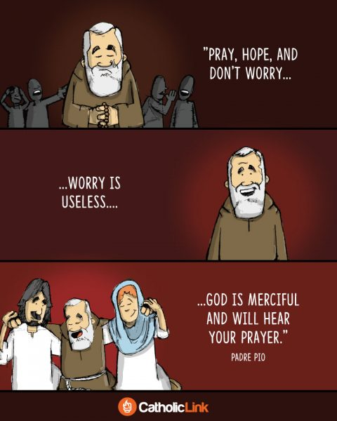More St. Padre Pio Resources