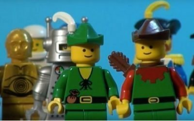 """This """"Pentecost Explained In Lego"""" Video Is Lit!"""