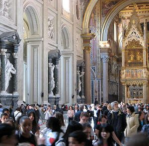 catholic guide to visiting catholic churches and cathedrals traveling for the non-catholic