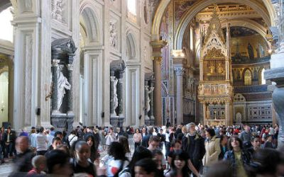A Guide To Appreciating Catholic Churches For The Non-Catholic