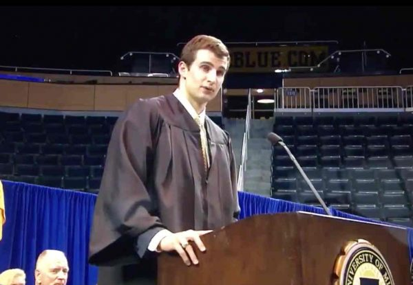 Austin Hatch Is A Living Miracle And His Advice To College Grads Is Going Viral