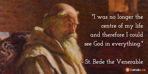 St. Bede Quote Church Doctors