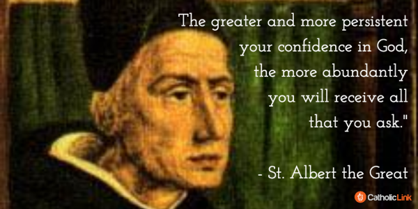 St. Albert the Great Church Doctor