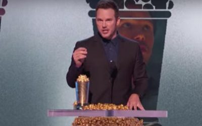 Chris Pratt Preaches The Gospel On MTV With His 9 Rules For Life
