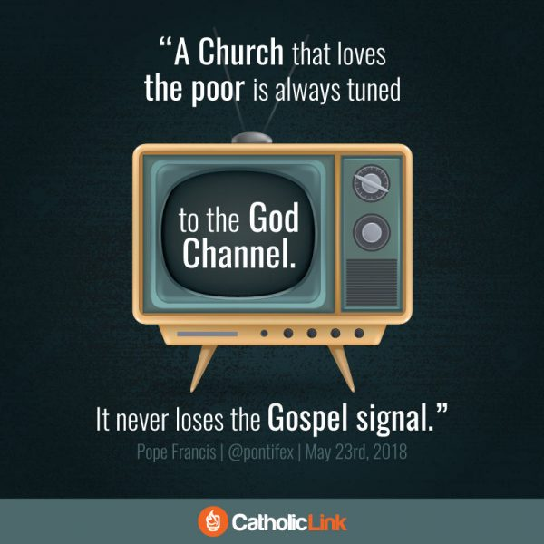 Pope Francis Quote Gospel
