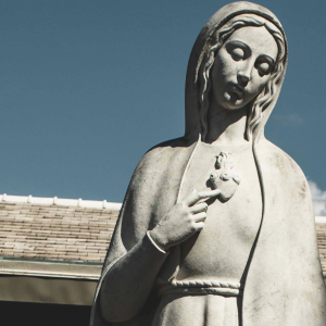 prayer to the blessed mother mary on her birthday
