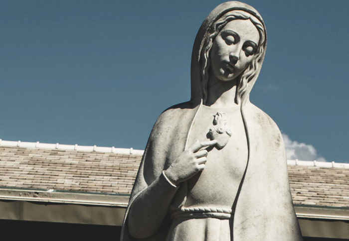 The Prayer You Should Say When You Make A Visit To The Blessed Virgin