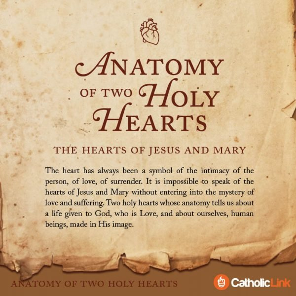 Sacred Heart of Jesus Immaculate Heart of Mary Meaning