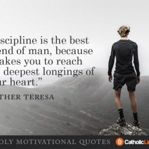 St. Quotes Mother Teresa