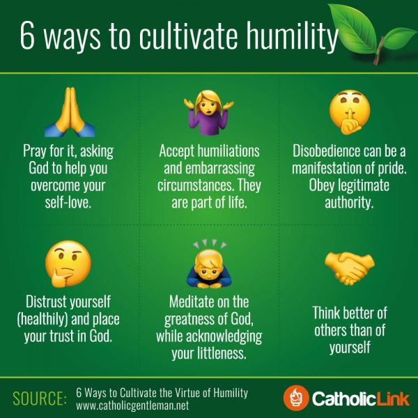 6 Ways To Grow In Humility