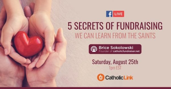 5 Secrets of Fundraising We Can Learn From The Saints