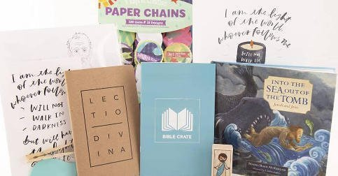 Catholic Family Crate Subscription Box