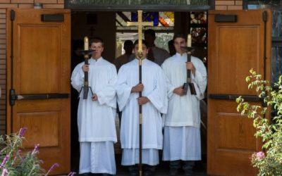 This Rapidly Growing Order Of Priests Just Launched An Incredible Digital Library