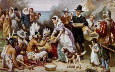 What Can We Learn From Squanto? PLUS – A Thanksgiving Prayer