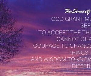 catholic serenity prayer