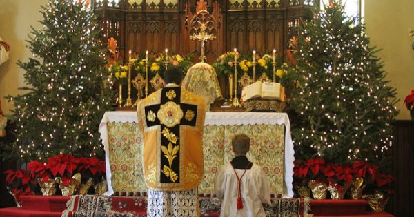 Christmas Mass Hospitality Tips Catholic