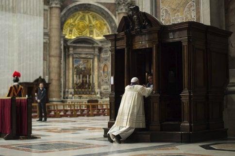 Advent Confession Catholic
