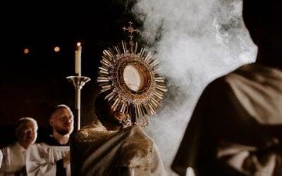 17,000 Reasons To Be Hopeful About The Catholic Church