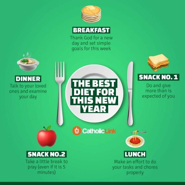 the best diet for a new year advice