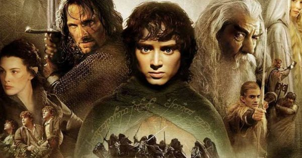 catholic review Lord of the rings men