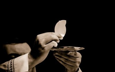 Is Chewing The Eucharist Ok?