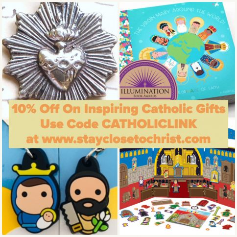 Catholic Gifts for Confirmation, Communion