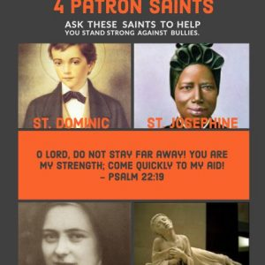 Bullied 5 Patron Saints for Those Who ARe Bully