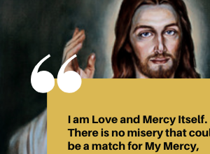 Divine Mercy Sunday St. Faustina Quotes
