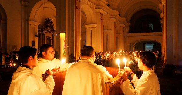 Easter Vigil Catholic Mass