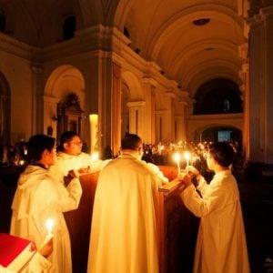 Easter Vigil Catholic Mass