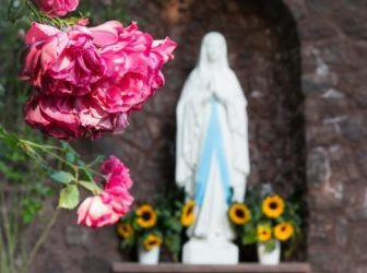 St. Francis of Assisi's Prayer To Mary