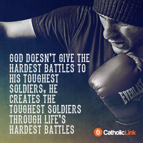 Memorial Day, Veterans Day, 4th of July CAtholic quote prayer battle