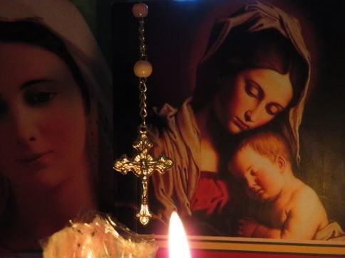 Four Marian Dogmas of the Catholic Church