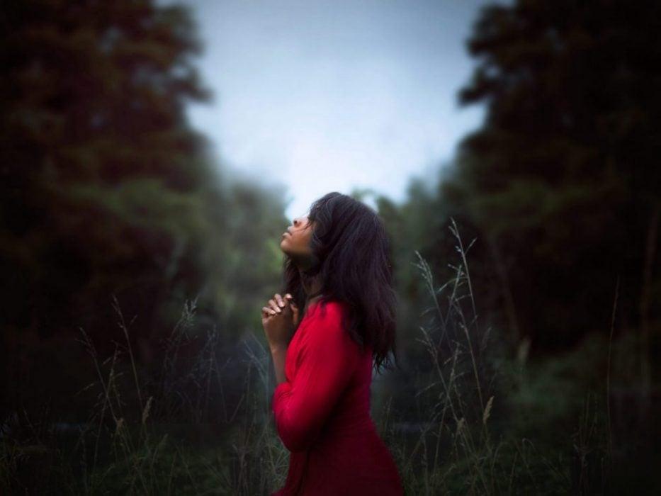 Catholic Praying outdoors benefits