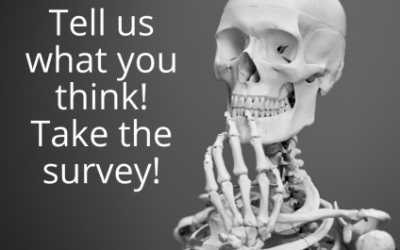 What Do You Want To See? Take Our Survey!