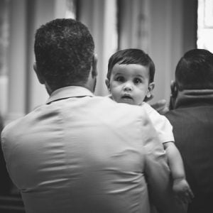 Babies Mass Kids Church Crying