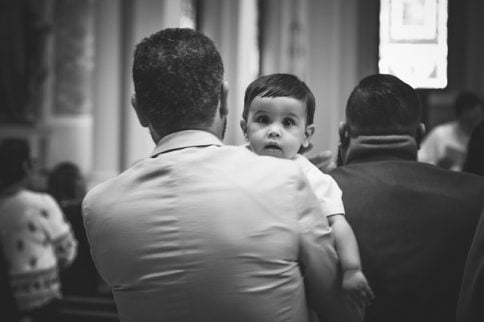 Priests Get Real About Noisy Kids At Mass
