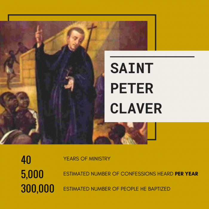 St. Peter Claver