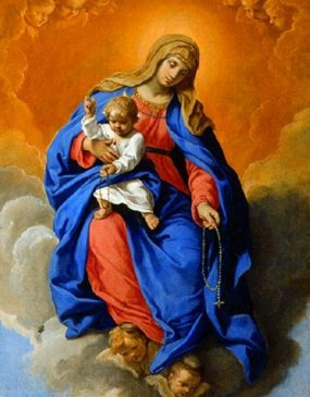 October Is Devoted To The Holy Rosary | Mark Your Calendar!