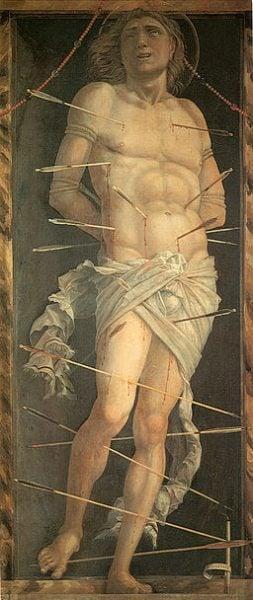 Catholic Saint Halloween Costumes St. Sebastian